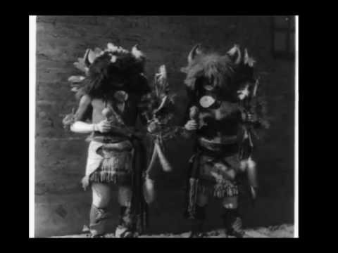 Ο χορός των Σιού από τον Έντισον το 1894